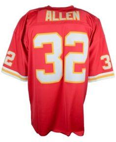 Mitchell   Ness Men s Marcus Allen Kansas City Chiefs Replica Throwback  Jersey ... 141804d00