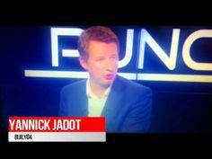 Yannick Jadot  Punchline: Ali bongo a Volé les élections
