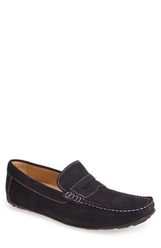 Free shipping and returns on Nordstrom 'Panama' Penny Loafer (Men) (Online Only) at Nordstrom.com. A pared-down silhouette defines a sharp penny loafer crafted from lustrous burnished leather.