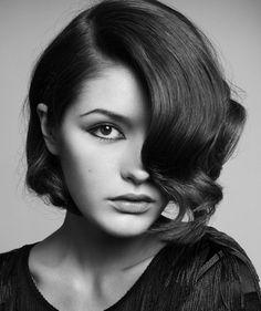 Кокетно предложение за къса коса