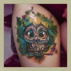 130 Brilliant Owl Tattoos Designs And Their Meanings cool
