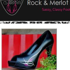 Added to my wish list! I have to buy a pair of Rock and Merlot pumps!!!!!!