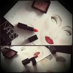 My first Facecharts, my first NARS gifts