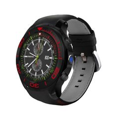 Shop for best black S1 Plus Heart Rate Smart BT Sport GPS 3G/2G Watch Phone Touch Screen 512MB RAM 8GB ROM Android 5.1 2MP Camera Call Notification Pedometer Alarm Metal Frame MP3 MP4 WiFi from Tomtop.com at fast shipping. Various discounts are waiting for you!