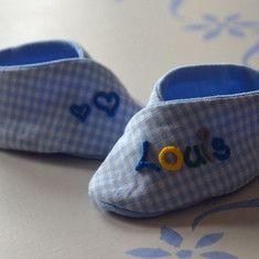 Babyschuhe - Babys erste Schuhe
