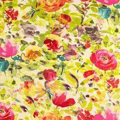 Garden Impression Home Decor Fabric