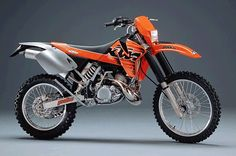 KTM 200 EGS