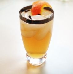 CocktailFriday : Brandy Apple Cider Punch - Yankee Smartass More