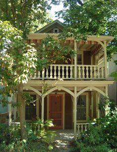 Chautauqua Institution - Beautiful Houses - 14 North Terrace Avenue - Eau Claire (circa 1895) - more photos and info at Chautauqua History and Archives  http://chautauqua.pastperfect-online.com/34268cgi/mweb.exe?request=record;id=E4A5CA3F-48F8-4AB4-8432-619827491006;type=301