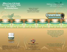 Esseniac Herbal Tea is an amazing blend of four herbs that, when combined in this formulation, has a distiguished history dating back to the beginning of the last century.
