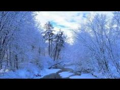 Jackie Gleason - Snowfall (+playlist)- I adore his orchestra and this rendition. Although I love this song period.