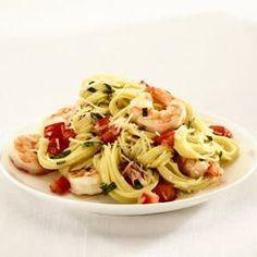 Essential Everyday™ – Shrimp Bruschetta Pasta