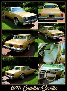 1967 cadillac coupe deville cadillac 1967 68 pinterest cadillac 1978 cadillac seville fandeluxe Image collections