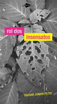 rol dos insensatos, odegar junior petry, poesia, 2011, ed. modelo de nuvem, brasil