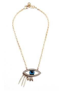 16 Statement Necklaces for 2013 - Eye Catching Designer Statement Necklace - Elle