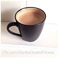 Bulletproof Hot Mocha Latte - Perfect for low carb and high fat, it tastes just like a creamy hot chocolate