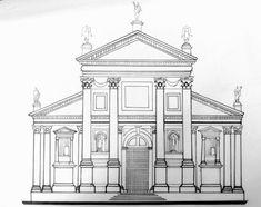 San Giorgio Maggiore _ Venecia _ 1564-1580