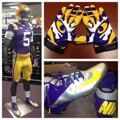 LSU has some swagie close