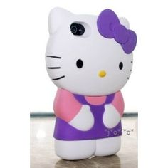 3D HELLO KITTY IPHONE CASE FOR iPhone 4/4S (Purple) #HELLOKITTY #IPHONECASE  #IPHONECASEFORiPhone 4/4S  www.empowernetwork.com/almostasecret.php?id=ethan1