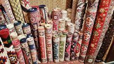 Handmade carpets sho
