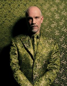John Malkovich if him and Christopher Walken were in the same room, I would hide.