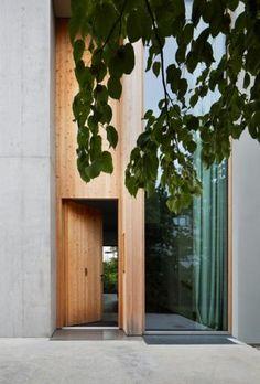 feliz Architekten /// Wohnhaus in Malans