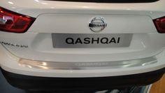 Nissan Qashqai 2014 Rear Bumper Chrome Top Protector Entry Guard KE9674E530 Nissan Qashqai, Trunks, Chrome, Top, Ebay, Awesome, Check, Accessories, Stems