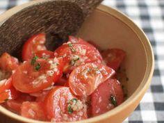 トマトだけサラダ。の画像