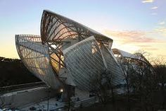 Louis Vuitton Foundation, Frank Gehry.