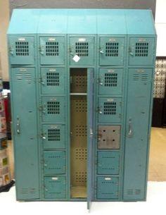 Lockers - Industrial Storage