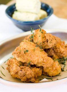 Restaurant Recipe: Buttermilk Fried Chicken from Ad Hoc