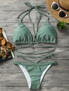 GET $50 NOW | Join Zaful: Get YOUR $50 NOW!http://m.zaful.com/braided-strappy-bikini-set-p_281880.html?seid=3706718zf281880