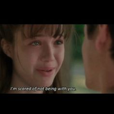 Walk to remember<3 i want to be in love like this one day:)
