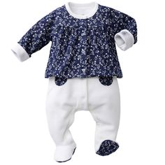 Petit Bateau - Pyjama deux pièces - 144170