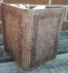 My Handbound Books - Bookbinding Blog: Book #158