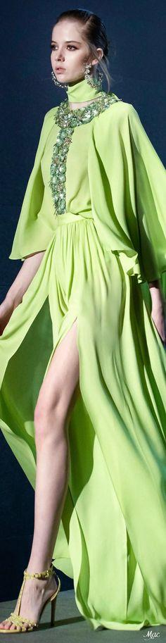 Fall 2021 RTW Elie Saab High Fashion, Fashion Show, Fashion Design, Elie Saab Fall, Elie Saab Couture, Ellie Saab, Haute Couture Fashion, Fashion Sketches, Fashion Boutique