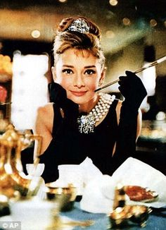 The ultimate LBD: Audrey Hepburn's costume from Breakfast at Tiffany's is one of the most iconic in the exhibition coming soon to the V