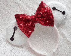 big hero 6 mickey mouse ears – Etsy