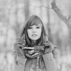 Siberia by Svyatoslav Balan, via 500px I would love for a photographer to do this :3