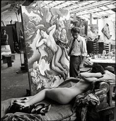 Alfred Eisenstaedt: Fotógrafo famoso del día