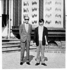 1971, Akira Kurosawa & Andrei Tarkovsky  #film