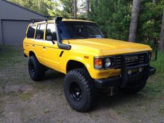 1983 Toyota Land Cruiser FJ60 - Lift Kit - 35