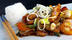 Kung Pao - kuřecí