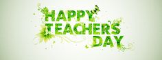 """""""It is the supreme art of the teacher to awaken joy in creative expression and knowledge."""" - Happy Teacher's Day :)"""