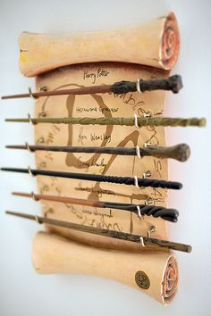 Harry potter wands on pinterest wands harry potter for Elder wand display