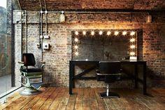 Vintage & Chic · Blog decoración. Vintage. DIY. Ideas para decorar tu casa: El estudio-taller perfecto (y un rollo personal) · The perfect studio-atelier