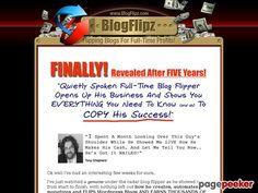 awesome BlogFlipz | Blog Flipping Training System