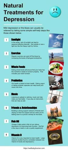 Treatments for Depression Here are eight Natural Treatments for Depression that can help you feel better faster. Here are eight Natural Treatments for Depression that can help you feel better faster. Ways To Help Depression, How To Combat Depression, Depression Recovery, Fighting Depression, Overcoming Depression, Psychotic Depression, Frases, Natural Treatments, Self Esteem
