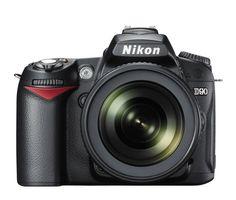 Nikon D90 DSLR: My new camera.  Awesome