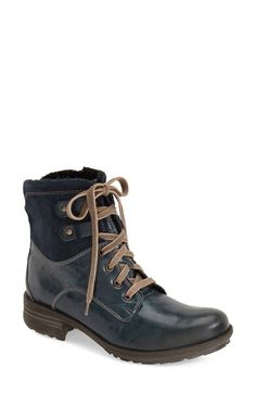 Josef Seibel 'Sandra 14' Boot (Women) available at #Nordstrom